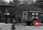 Image of United States soldiers Halberstadt Germany, 1945, second 26 stock footage video 65675073914