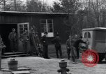 Image of United States soldiers Halberstadt Germany, 1945, second 29 stock footage video 65675073914