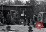 Image of United States soldiers Halberstadt Germany, 1945, second 31 stock footage video 65675073914