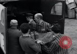 Image of United States soldiers Halberstadt Germany, 1945, second 45 stock footage video 65675073914