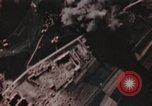 Image of Bombing Raid Germany, 1945, second 28 stock footage video 65675073915