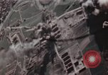 Image of Bombing Raid Germany, 1945, second 49 stock footage video 65675073915