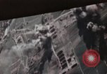 Image of Bombing Raid Germany, 1945, second 54 stock footage video 65675073915