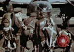 Image of B-26 Marauder bomber crew flaunting standard procedures Germany, 1945, second 8 stock footage video 65675073918