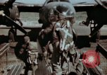 Image of B-26 Marauder bomber crew flaunting standard procedures Germany, 1945, second 12 stock footage video 65675073918
