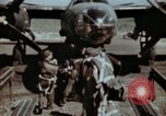 Image of B-26 Marauder bomber crew flaunting standard procedures Germany, 1945, second 13 stock footage video 65675073918