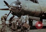 Image of B-26 Marauder bomber crew flaunting standard procedures Germany, 1945, second 18 stock footage video 65675073918