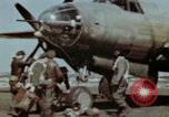 Image of B-26 Marauder bomber crew flaunting standard procedures Germany, 1945, second 29 stock footage video 65675073918