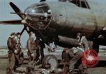 Image of B-26 Marauder bomber crew flaunting standard procedures Germany, 1945, second 31 stock footage video 65675073918