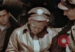 Image of B-26 Marauder bomber crew flaunting standard procedures Germany, 1945, second 40 stock footage video 65675073918