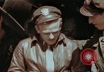 Image of B-26 Marauder bomber crew flaunting standard procedures Germany, 1945, second 43 stock footage video 65675073918