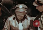 Image of B-26 Marauder bomber crew flaunting standard procedures Germany, 1945, second 45 stock footage video 65675073918