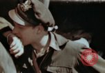 Image of B-26 Marauder bomber crew flaunting standard procedures Germany, 1945, second 46 stock footage video 65675073918