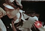 Image of B-26 Marauder bomber crew flaunting standard procedures Germany, 1945, second 51 stock footage video 65675073918