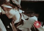 Image of B-26 Marauder bomber crew flaunting standard procedures Germany, 1945, second 53 stock footage video 65675073918