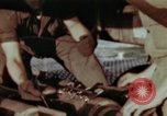 Image of B-26 Marauder bomber preparing for a mission Germany, 1945, second 27 stock footage video 65675073919