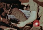 Image of B-26 Marauder bomber preparing for a mission Germany, 1945, second 31 stock footage video 65675073919
