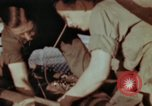 Image of B-26 Marauder bomber preparing for a mission Germany, 1945, second 32 stock footage video 65675073919