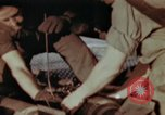 Image of B-26 Marauder bomber preparing for a mission Germany, 1945, second 35 stock footage video 65675073919