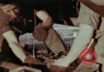 Image of B-26 Marauder bomber preparing for a mission Germany, 1945, second 36 stock footage video 65675073919