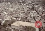 Image of Bomb-damage in Bad Durkheim, Worms, Frankfurt Worms Germany, 1945, second 9 stock footage video 65675073925