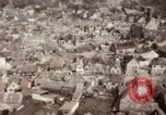 Image of Bomb-damage in Bad Durkheim, Worms, Frankfurt Worms Germany, 1945, second 11 stock footage video 65675073925