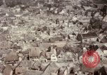 Image of Bomb-damage in Bad Durkheim, Worms, Frankfurt Worms Germany, 1945, second 12 stock footage video 65675073925