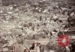Image of Bomb-damage in Bad Durkheim, Worms, Frankfurt Worms Germany, 1945, second 13 stock footage video 65675073925