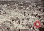 Image of Bomb-damage in Bad Durkheim, Worms, Frankfurt Worms Germany, 1945, second 14 stock footage video 65675073925