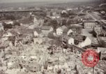 Image of Bomb-damage in Bad Durkheim, Worms, Frankfurt Worms Germany, 1945, second 18 stock footage video 65675073925