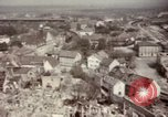 Image of Bomb-damage in Bad Durkheim, Worms, Frankfurt Worms Germany, 1945, second 19 stock footage video 65675073925