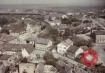 Image of Bomb-damage in Bad Durkheim, Worms, Frankfurt Worms Germany, 1945, second 20 stock footage video 65675073925