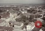 Image of Bomb-damage in Bad Durkheim, Worms, Frankfurt Worms Germany, 1945, second 21 stock footage video 65675073925