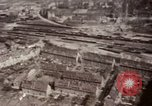 Image of Bomb-damage in Bad Durkheim, Worms, Frankfurt Worms Germany, 1945, second 22 stock footage video 65675073925