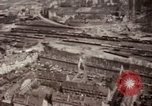 Image of Bomb-damage in Bad Durkheim, Worms, Frankfurt Worms Germany, 1945, second 23 stock footage video 65675073925