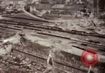 Image of Bomb-damage in Bad Durkheim, Worms, Frankfurt Worms Germany, 1945, second 25 stock footage video 65675073925
