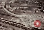 Image of Bomb-damage in Bad Durkheim, Worms, Frankfurt Worms Germany, 1945, second 29 stock footage video 65675073925