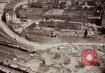 Image of Bomb-damage in Bad Durkheim, Worms, Frankfurt Worms Germany, 1945, second 30 stock footage video 65675073925
