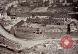 Image of Bomb-damage in Bad Durkheim, Worms, Frankfurt Worms Germany, 1945, second 31 stock footage video 65675073925