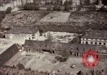 Image of Bomb-damage in Bad Durkheim, Worms, Frankfurt Worms Germany, 1945, second 33 stock footage video 65675073925