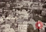 Image of Bomb-damage in Bad Durkheim, Worms, Frankfurt Worms Germany, 1945, second 59 stock footage video 65675073925