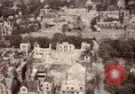 Image of Bomb-damage in Bad Durkheim, Worms, Frankfurt Worms Germany, 1945, second 61 stock footage video 65675073925