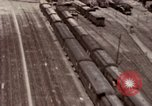 Image of bomb-damaged buildings Worms Germany, 1945, second 12 stock footage video 65675073926