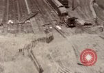 Image of bomb-damaged buildings Worms Germany, 1945, second 14 stock footage video 65675073926