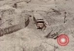 Image of bomb-damaged buildings Worms Germany, 1945, second 16 stock footage video 65675073926