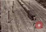 Image of bomb-damaged buildings Worms Germany, 1945, second 19 stock footage video 65675073926