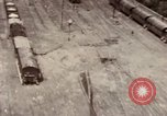 Image of bomb-damaged buildings Worms Germany, 1945, second 21 stock footage video 65675073926