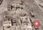 Image of bomb-damaged buildings Worms Germany, 1945, second 31 stock footage video 65675073926