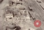 Image of bomb-damaged buildings Worms Germany, 1945, second 32 stock footage video 65675073926