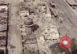 Image of bomb-damaged buildings Worms Germany, 1945, second 34 stock footage video 65675073926